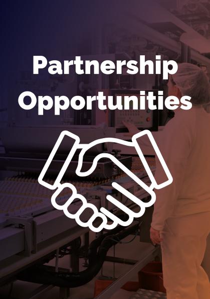 partnerships widget