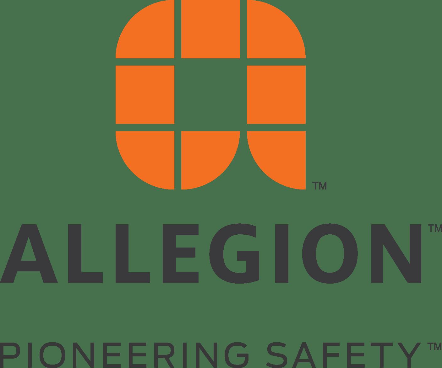 Allegion logo - event highlights